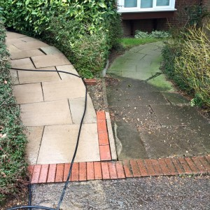 Pressure Washing harrow