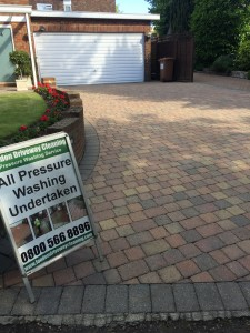 Driveway Cleaning Stanmore